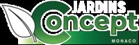 Logo Jardins Concept Monaco
